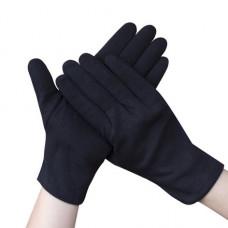 Перчатки защитные ХБ Черные