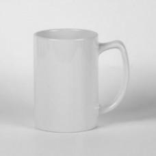 Кружка керамика белая 420мл