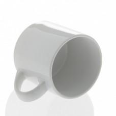 Кружка керамика белая, кофейная в индивидуальной упаковке 200мл стандарт