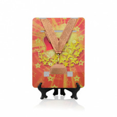Упаковка для медалей Звездочки