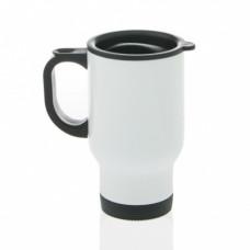 Кружка металл белая стандарт 500мл