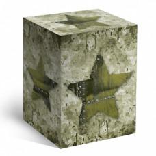 Коробка под кружку Звезда (пивная 500мл)
