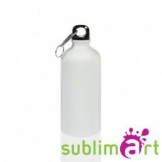 Бутылка металл белая стандарт 500 мл