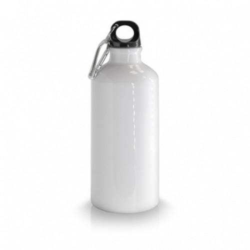 Бутылка металл белая стандарт 600 мл