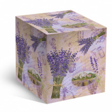 Коробка под кружку Лаванда